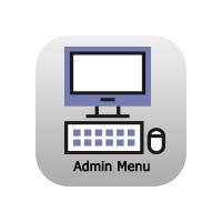 ARD-001 - Admin Menu
